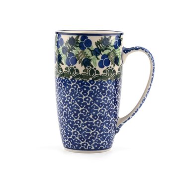 Coffee to go mug Myrtille